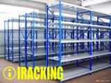 Estantes largos resistentes del metal del palmo para las soluciones industriales del almacenaje del almacén (IRB)