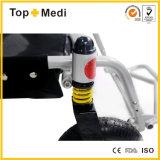 Кресло-коляска Китай силы медицинского оборудования Topmedi облегченная складывая электрическая