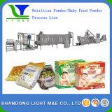 Linea di trasformazione della polvere del granulo di nutrizione degli alimenti per bambini di capacità elevata