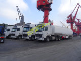 60、000L OilおよびGas Tansportation Tanker Semi Trailer