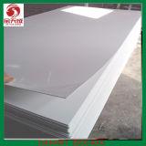 Folha de 3 milímetros PVC Branco
