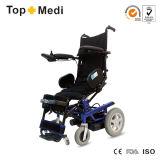 Fauteuil roulant comique de levage électrique d'alimentation électrique Handicapped de réadaptation de Topmedi