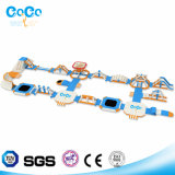 코코야자 물 디자인 팽창식 사다리 장애 (LG8081)