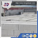 Бетонная стена ранга AAC B04 преграждает интерьер