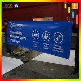 Bandera de encargo de la flexión del PVC del vinilo de la publicidad al aire libre de la impresión (TJ-BO1)