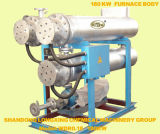 Oil thermique Heater pour Hot Rolling Machine (36Kw)