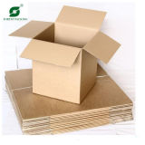 Caixa de papel ondulado de preço barato Rsc