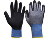 Invierno Glove con Black Sandy Nitrile en Palm