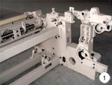 Высокая эффективность и Speed Ja11A Textile Machine