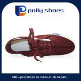 Hommes en caoutchouc pour les chaussures matérielles uniques de chaussure