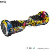 2 Rad Hoverboard. HTML rosafarbenes Bluetooth Hoverboard