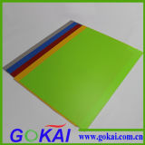 Veel Colors pvc Rigid Sheet met 1220*2440mm Size
