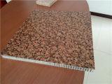 Панели сандвича сота каменной текстуры алюминиевые