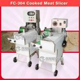 Сваренная машина мяса отрезая, автомат для резки Spiced мяса