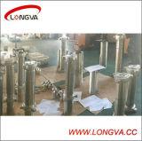 Recipiente de alta presión cerrado de acero inoxidable forjado