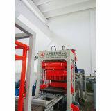 Конкретная полость Qt6-15 вымощая машину делать кирпичей