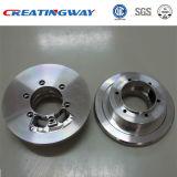 精密部品CNCの旋盤の機械化の部品