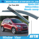 12 van de Garantie van het Venster van het Vizier van de Regen maanden van het Vizier van het Schild voor Chevrolet Trax 2014