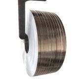 Tiras de acero Pintar-Enceradas del embalaje