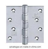 방화문과 금속 문 (3044-4BB/2BB)를 위한 SUS304 개머리판쇠 경첩