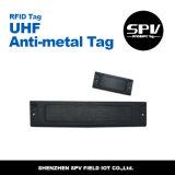 Estrangeiro passivo H3 ISO18000-6c do Tag do Anti-Metal do ABS da freqüência ultraelevada de RFID