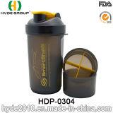 [بّ] يحرّر بلاستيك [ببا] بروتين مسحوق رجّاجة زجاجة, [600مل] بالجملة بلاستيكيّة [بّ] بروتين رجّاجة زجاجة ([هدب-0304])