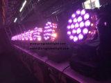 19의 LEDs 급상승 이동하는 맨 위 단계 점화