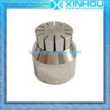 Air comprimé industriel à haute impression de ventilateurs soufflant autour du gicleur