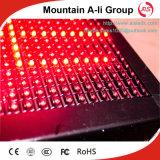 Schermo di Rosso-Colore LED della visualizzazione di LED di Singolo-Colore P10 per testo colto fuori