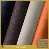 Geprägtes buntes Tuch-Gewebe-Leder für Schuhe (CF021150E)