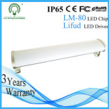 セリウムのApprovedのイタリアのサイト60W 150cm Water Proof LED Batten Lighting