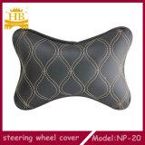 Подушка шеи автомобиля PU популярного высокого качества материальная