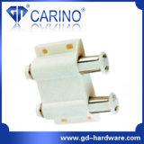 Magneet van de Deur van de Duw van het Plastic Materiaal van de Hardware van het meubilair de Open Cirkel Vochtigere (W554)