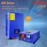 格子太陽インバーターハイブリッドインバーターを離れた1kw 2kw 3kw 4kw 5kw 6kw力インバーター