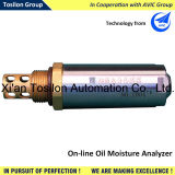 Oil in linea Termine Sensor per Moisture Measurement in Oil