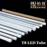 CE Rhos Approved High Bright 1.2m 18W T8 LED Tube