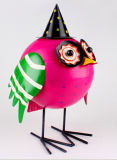 Migodesigns Custom Cartoon Garden Metal Bird Esculturas