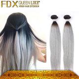 卸し売り毛の拡張人間の毛髪の良質のインドの人間の毛髪の織り方