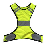 Sports and Reflective Safety Vest with En20471