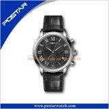 豪華な方法スポーツの腕時計のクロノグラフのチャーミングなメンズウォッチ