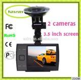 HD携帯用手動車のカメラDVR