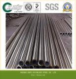 Pipe soudée bon marché d'acier inoxydable de la catégorie 304 comestible