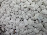 Верхний каек качества высоко Polished белый, камень реки