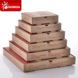 Togliere/Take fuori Wholesale Kraft Paper Branded Pizza Box