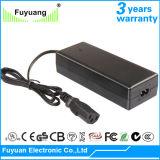 증명서를 가진 16s 58.4V 2A LiFePO4 기동성 스쿠터 배터리 충전기