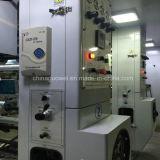 Machine d'impression à vitesse moyenne économique de rotogravure de 8 couleurs