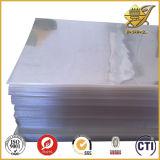 Strato trasparente rigido del PVC per l'imballaggio dello strumento
