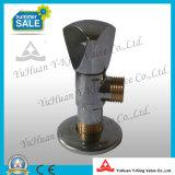 Soupape de cornière en laiton modifiée pour la connexion de prise de bassin (YD-E5028)