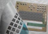 Le métal couvre d'un dôme la touche à effleurement tactile de Bosch de boutons