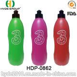 Garrafa BPA New Outdoor Ciclismo da bicicleta da bicicleta PE desportos aquáticos (HD-SH-201)